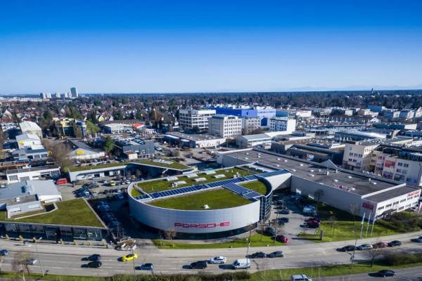 BUSINESSPARK FORSTENRIED